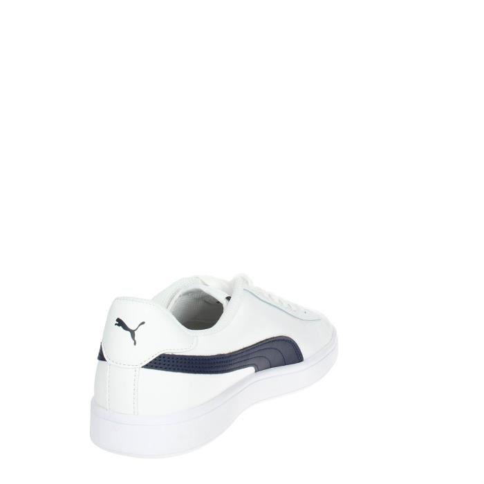 Puma Petite Sneakers Homme Blanc/Bleu, 39