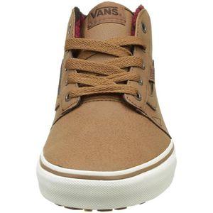 Vans Gilbert Crockett Pro Mid Twill cheville haut tissu Sneaker Mode THUEA 39 Jt7fB45qfi