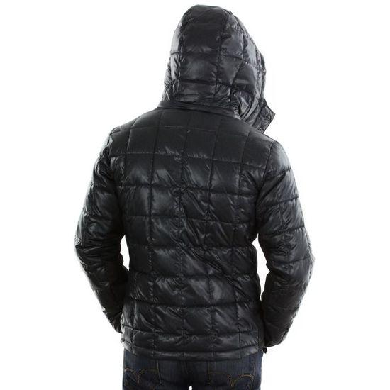 Doudoune Armani Jeans réversible anthracite homme bomber U6B07 MT Gris -  Achat   Vente doudoune - Cdiscount 89f75db61b1