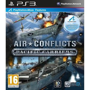 JEU PS3 AIR CONFLICTS PACIFIC CARRIERS /Jeu PS3
