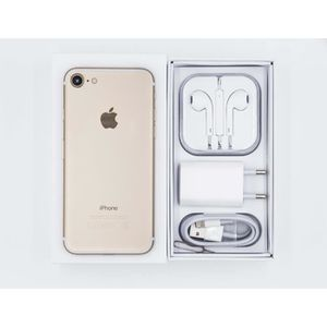 SMARTPHONE RECOND. iPhone 7 32 Go - Gold reconditionné