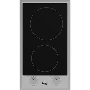 PLAQUE VITROCÉRAMIQUE  Table de cuisson vitrocéramique BEKO HDCC32200X
