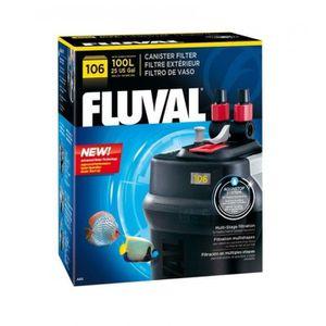 FILTRATION - POMPE filtre extèrieur fluval 106 A202
