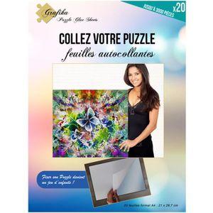COLLE PUZZLE Colle pour Puzzle 3000 pièces