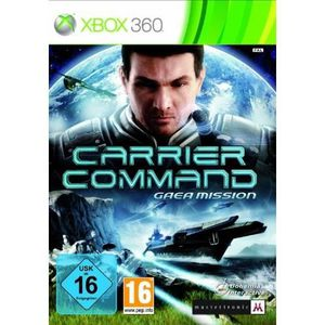 JEU XBOX 360 CARRIER COMMAND : GAEA MISSION [IMPORT ALLEMAND…