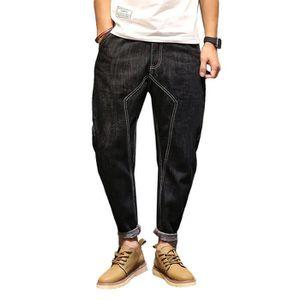 Soldes jeans homme grande taille