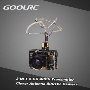 PIÈCE DÉTACHÉE DRONE GoolRC 800TV FPV Caméra 5.8G 40CH Transmetteur Ant