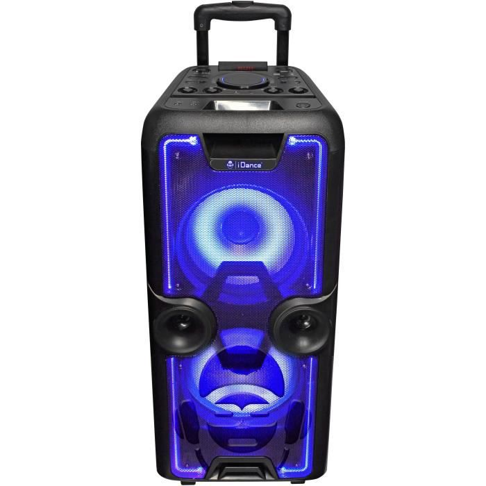 MPMAN Enceinte MegaBox 2000 Party Speaker - 400W - Bluetooth - USB - MP3 - AUX - IN