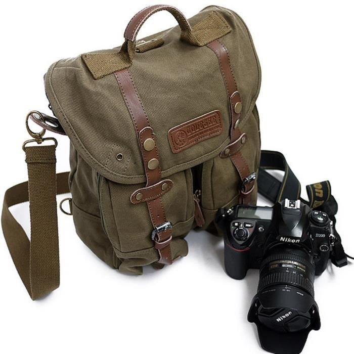 sac a dos toile pour appareil photo achat vente pas. Black Bedroom Furniture Sets. Home Design Ideas