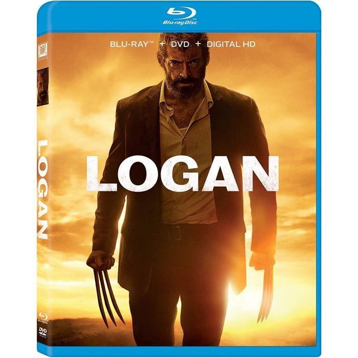 BLU-RAY FILM Logan ( Blu-ray )