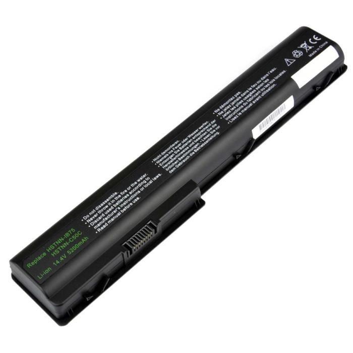 Batterie pour HP PAVILION DV7-1199EF - Prix pas cher - Cdiscount
