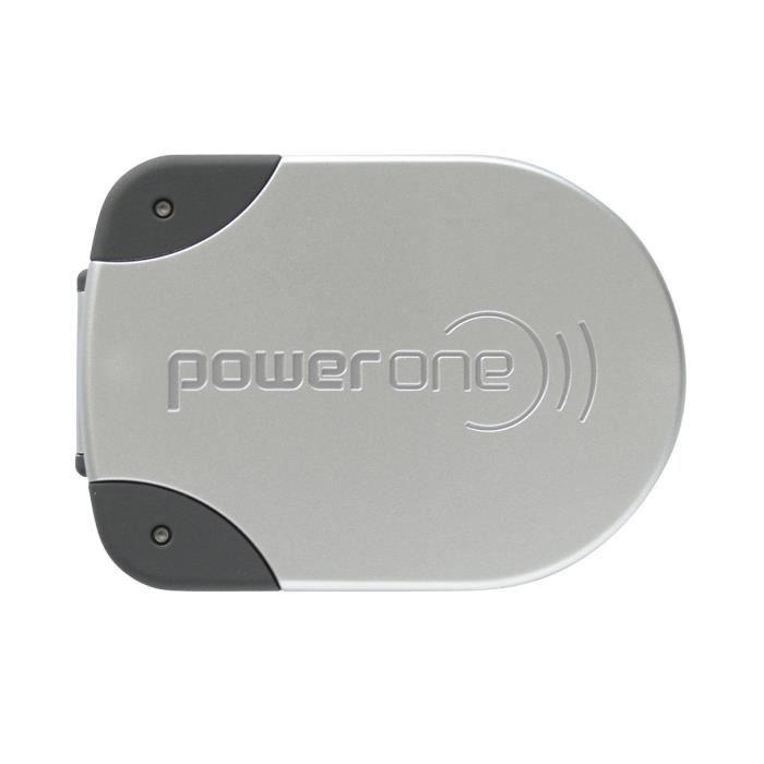 BATTERIE DOMOTIQUE CardCharger Power One Pour Accus P675