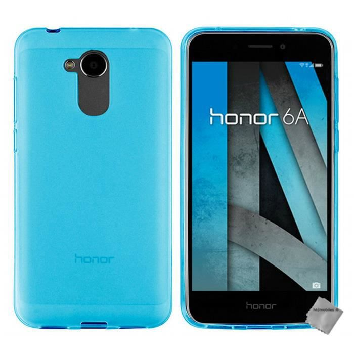 coque silicone huawei honor 6a