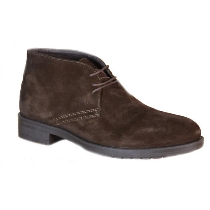 Lumberjack - Lumberjack Cambridge Chaussures pour Homme Marron CE002