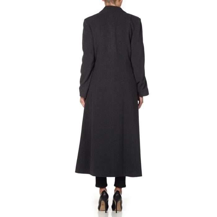 Fit Femmes D'hiver Blend Crème La Wool Slim Taille 3k7ag0 De Manteau 42 Long qrwYzq