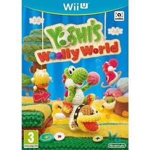 JEUX WII U Yoshi's Woolly World Jeu Wii U