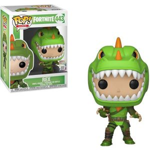FIGURINE - PERSONNAGE Figurine Funko POP ! Fortnite - Rex