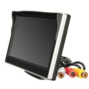 RADAR DE RECUL 800 * 480 TFT LCD Moniteur d'écran HD pour la voit