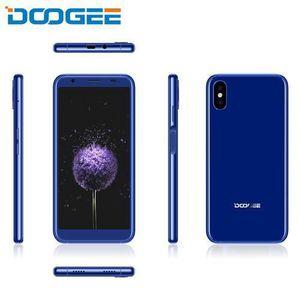 Téléphone portable DOOGEE X55 Smartphone Écran 5,5 Pouce 18:9 1G+16G