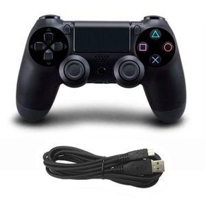 JOYSTICK - MANETTE Manette Ps4 Controleur de Jeux DualShock Manette B