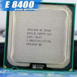 PROCESSEUR Intel Core2 Duo Processor E8400 - 3.0 GHZ - 6 Mo -