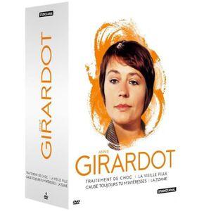 DVD FILM DVD - Coffret Annie Girardot: Traitement de choc