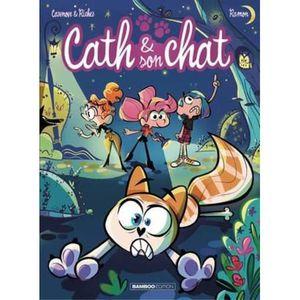 BANDE DESSINÉE Livre - Cath et son chat T.7
