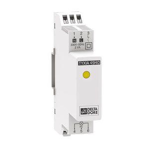 ÉCLAIRAGE Récepteur modulaire variateur DELTA DORE TYXIA 494