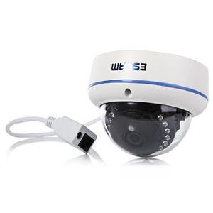 CAMÉRA IP Caméra IP caméra de surveillance H.264 720P HD cam