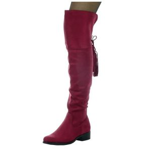 BOTTE Angkorly - Chaussure Mode Cuissarde cavalier soupl