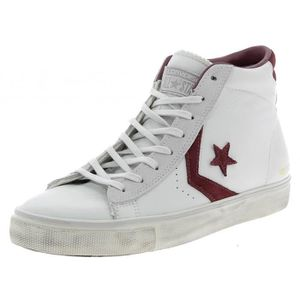 CHAUSSON - PANTOUFLE Converse - Converse Pro Leather Vulc Distressed Ml