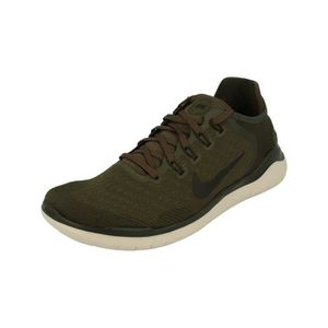 CHAUSSURES DE RUNNING Nike Free RN 2018 Hommes Running Trainers 942836 S