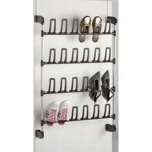 PANNEAU DE RANGEMENT Range chaussures de porte 12 paires