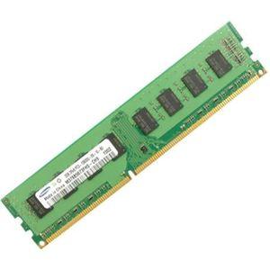 MÉMOIRE RAM Ram Barrette Mémoire SAMSUNG 2GB DDR3 PC3-10600U M