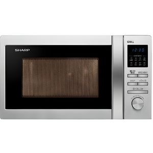 MICRO-ONDES SHARP R622STWE Micro ondes grill combiné inox - 20