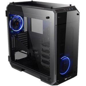 BOITIER PC  THERMALTAKE Boîtier PC View 71 TG - Noir / Bleu