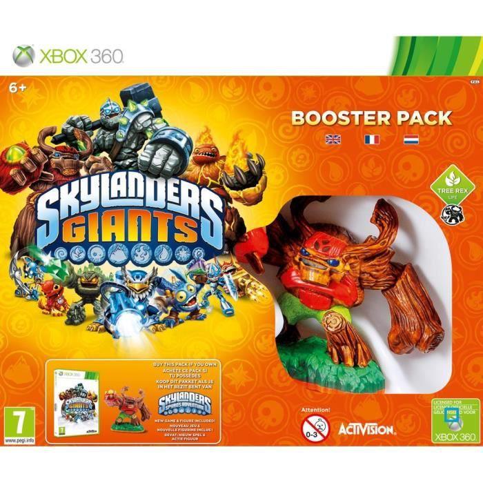 JEUX XBOX 360 Skylandays : Giant - Pack Booster - Jeu Xbox 360