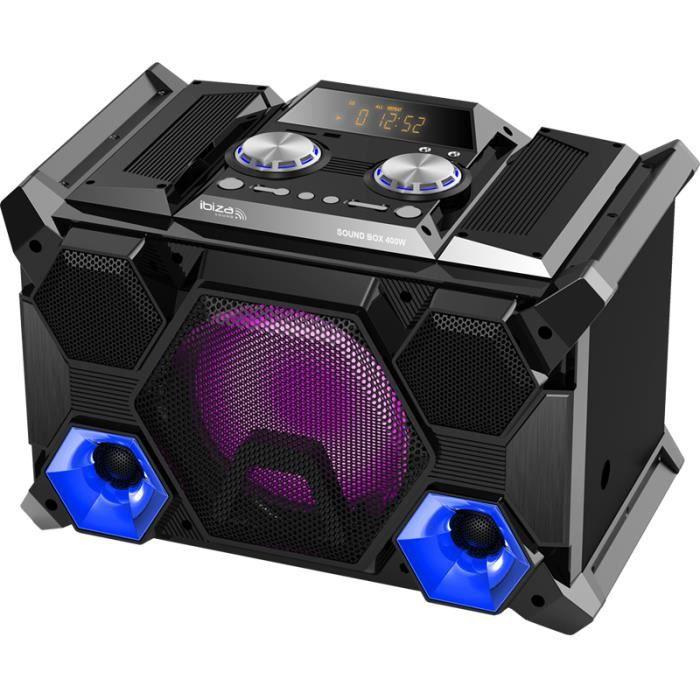 IBIZA SOUND SPLBOX400 Sound box - 400W