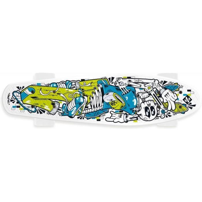 STREET SURFING Skateboard Fuel Board Skelectron