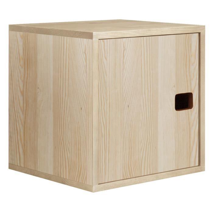 caisson de rangement avec porte achat vente pas cher. Black Bedroom Furniture Sets. Home Design Ideas