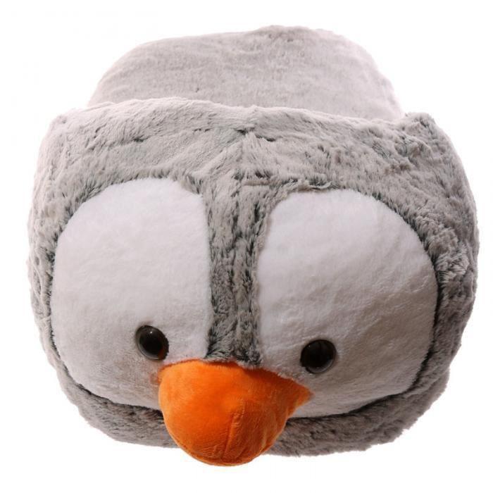Mega pantoufle Pingouin