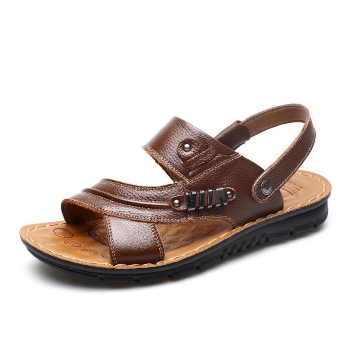 Sandales Homme Chaussures de Plage pYytCjfF5