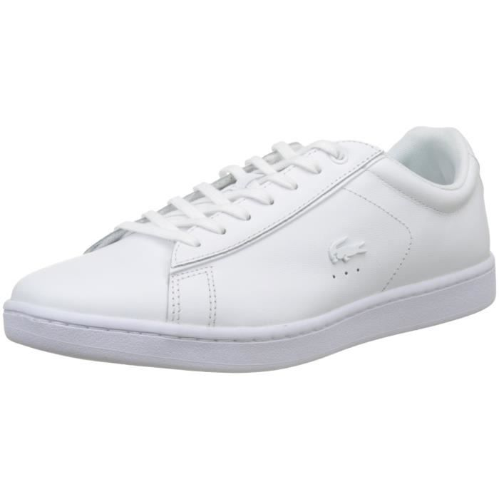 344053851b1 Lacoste Women s Carnaby Evo 417 1 Spw Low-top Sneakers 3EIE79 Taille ...
