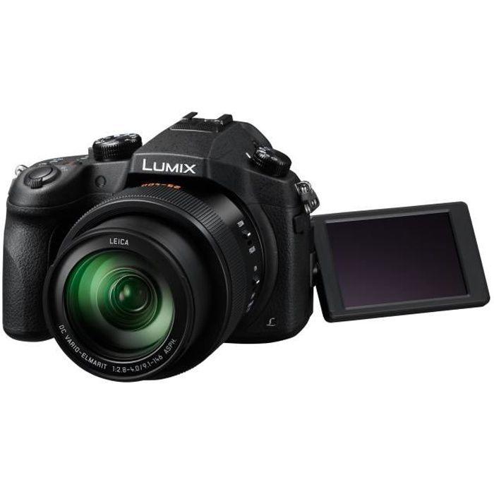 PACK APPAREIL BRIDGE Panasonic Lumix DMC-FZ1000 Appareil photo numériqu