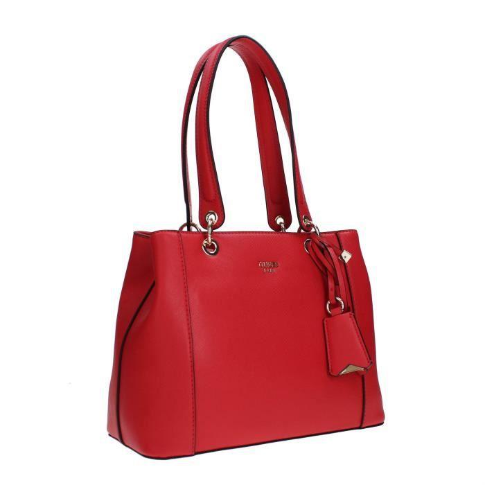 Femme Shopper Sac Guess besser Cny Tu 6pqwowx Red Affect In 7wH4q