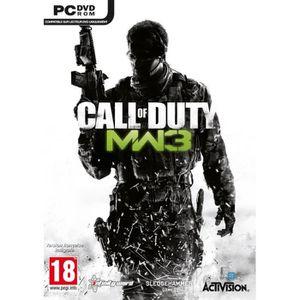 JEU PC Call of Duty Modern Warfare 3 Jeu PC