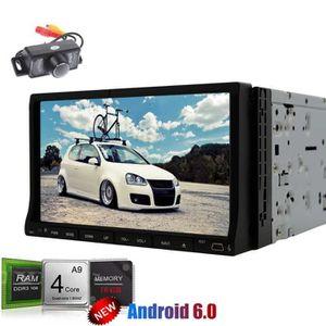 AUTORADIO Autoradio Tactile capacitif gratuit Caméra de recu