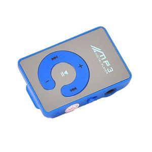 LECTEUR MP3 Miroir clip USB Lecteur numérique Mp3 Musique Supp