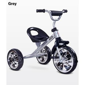 TRICYCLE Tricycle enfant 3-5ans YORK | Gris.