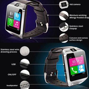 MONTRE CONNECTÉE Flylinktech Montre Connectée Bluetooth Smart Watch